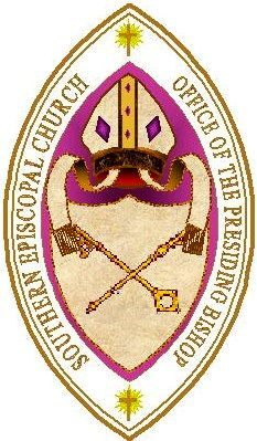 presiding bishop shield