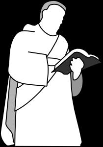 deacon preaching